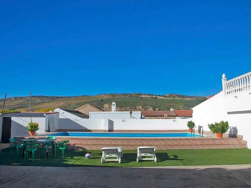 Rural cacn 1436998,Vivienda de vacaciones en Granada-Cacín, Andalucía, España  con piscina privada para 4 personas...