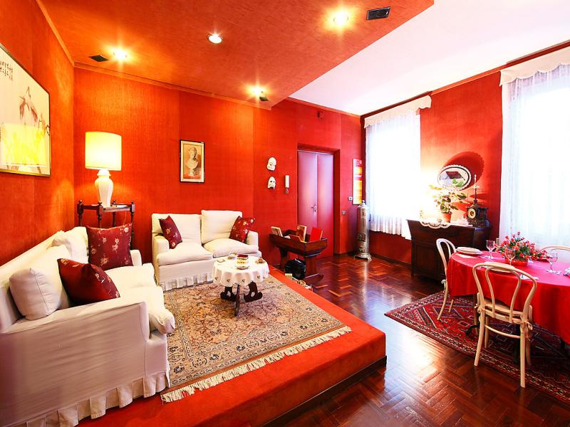 Terrazza cola di rienzo 1438165,Apartamento en Roma: Centro Storico, Lazio, Italia para 4 personas...