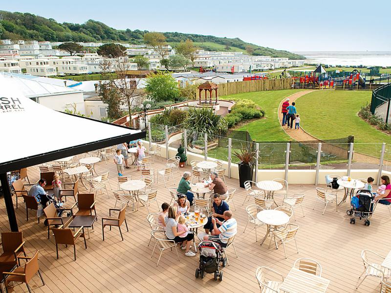 Littlesea 1439016,Vivienda de vacaciones en Weymouth, South, South-West, Reino Unido  con piscina privada para 4 personas...