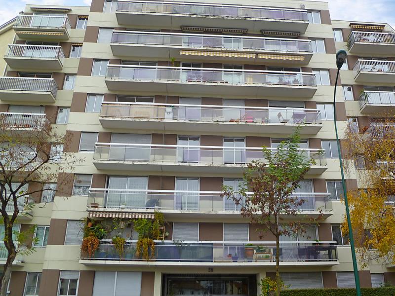 Libration 1439133,Apartamento en Paris-Vincennes, Île-de-France, Francia para 4 personas...