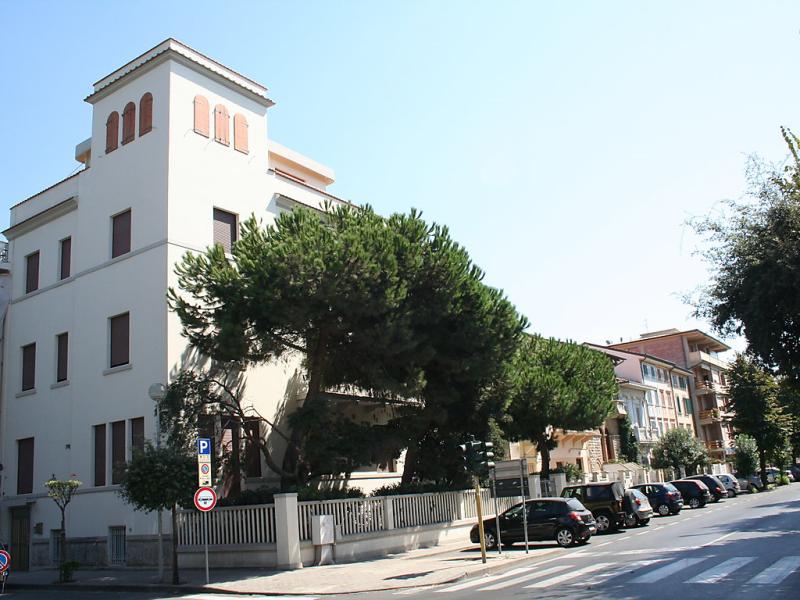 Il nicchio 1439267,Apartamento en Viareggio, en Toscana, Italia para 3 personas...
