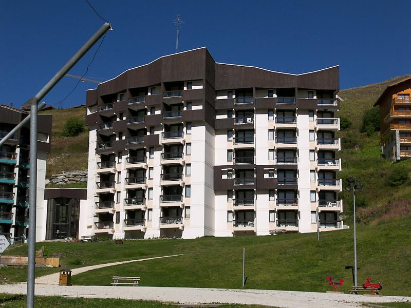Armoise 1439830,Apartamento en Les Menuires, Rhône-Alpes, Francia para 2 personas...