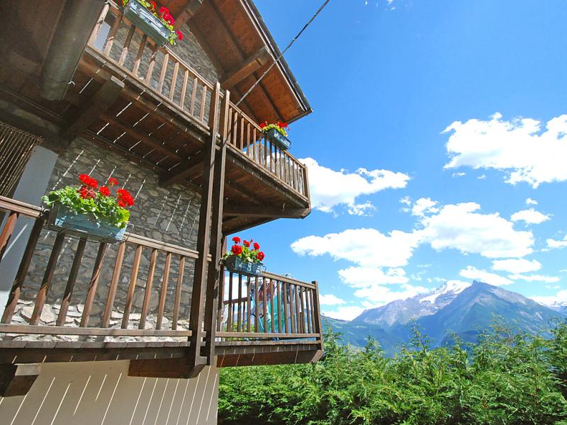 Grand sarriod 1440487,Apartamento en St Nicolas, Aosta Valley, Italia para 4 personas...