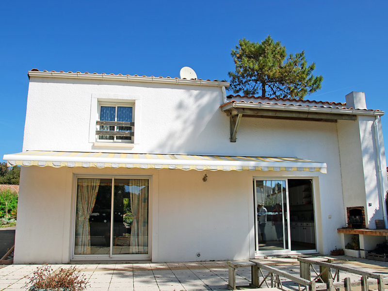 Villa grenadine 1440678,Vivienda de vacaciones en La Tranche-sur-Mer, Pays de la Loire, Francia para 8 personas...