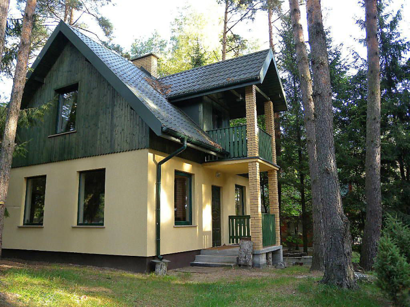 Gwiezdna 1441114,Vivienda de vacaciones en Augustow, Mazury, Polonia para 4 personas...