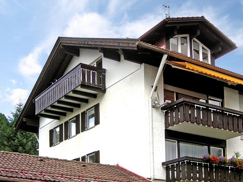 Buchfinkenweg 1441252,Apartamento en Sonthofen, Allgau, Alemania para 5 personas...