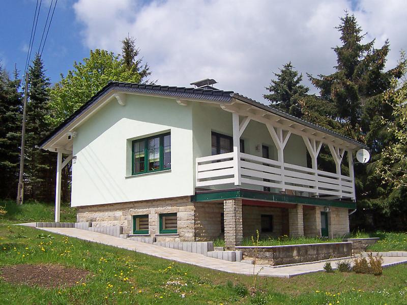 Edelmann 1442355,Villa en Masserberg, Thuringian Forest, Alemania para 2 personas...