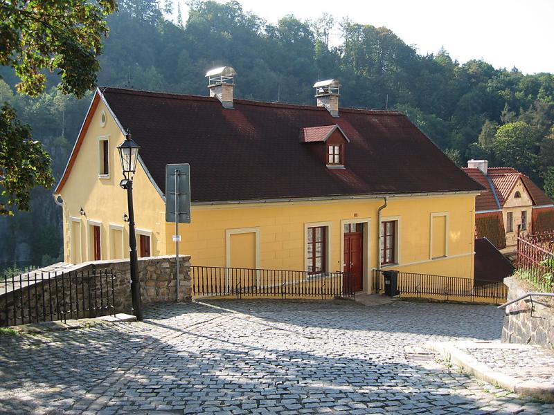 Podhrad 1442531,Castillo en Loket, West Bohemia, Chequia para 8 personas...