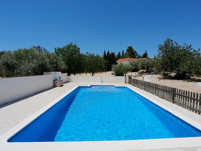 El rinconcito 1446042,Vivienda de vacaciones  con piscina privada en l'Ampolla, Tarragona, España para 10 personas...