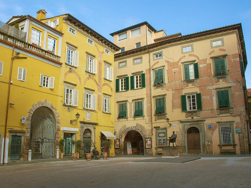 Palazzo cittadella 1446337,Apartamento en Lucca, en Toscana, Italia para 5 personas...