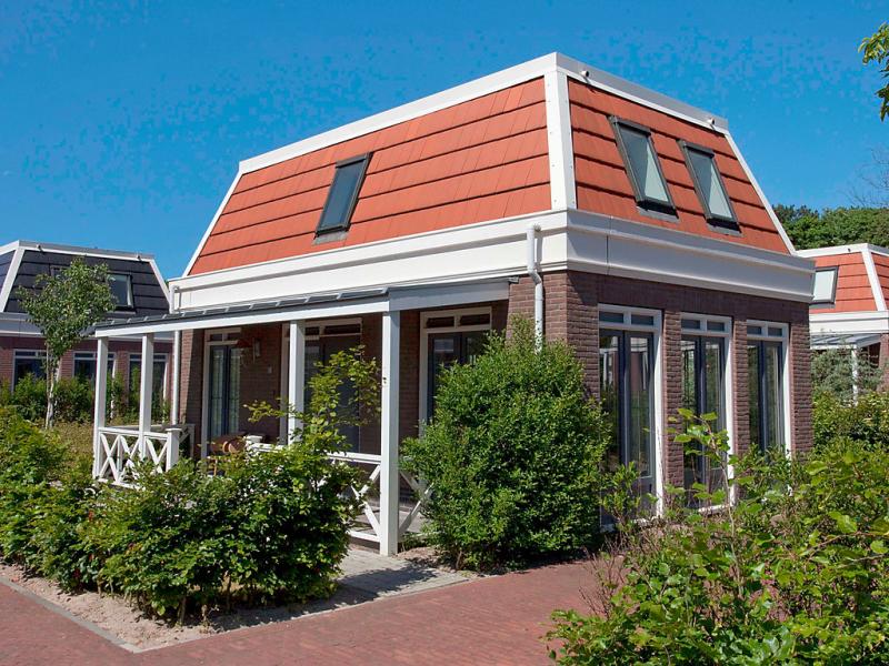 Bungalowparck tulp  zee 1446673,Casa de vacaciones en Noordwijk, Zuid-Holland, Holanda para 6 personas...