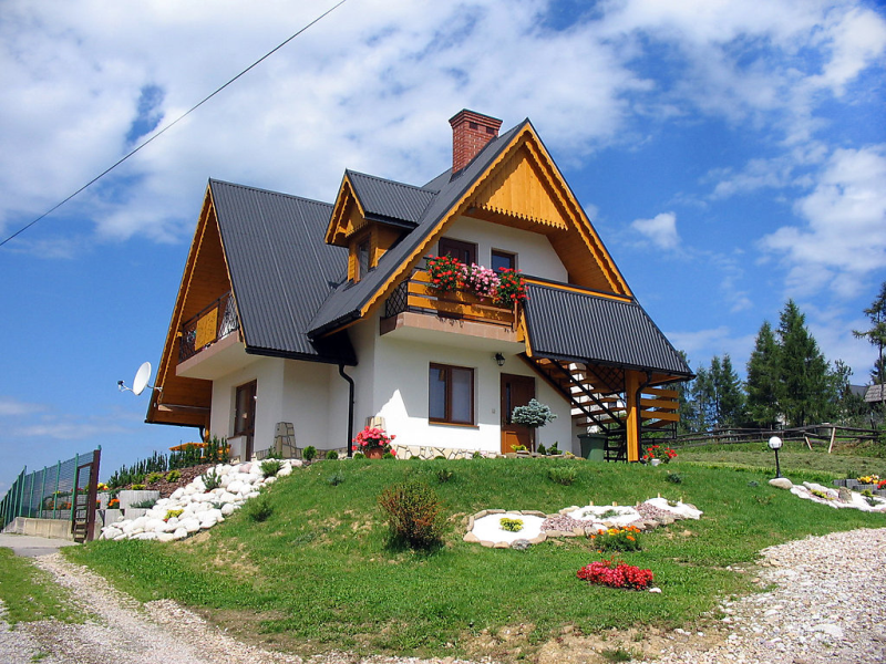 May 1446830, Holiday house in Bukowina-Czarna Gora, Tatras, Poland for 3 persons...