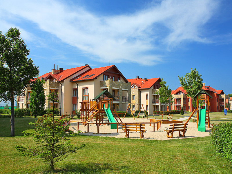 1446942,Apartamento  con piscina privada en Buk-Thermal, Thermal, Hungría para 4 personas...