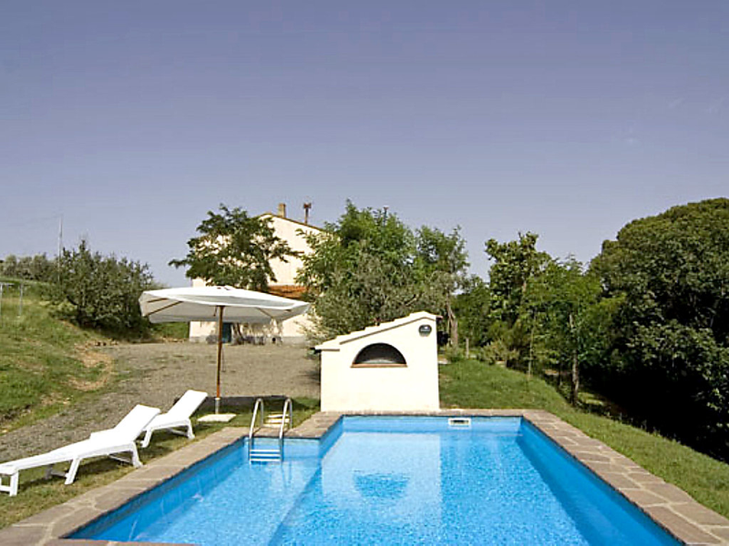 Podere la madonnina 1447193,Apartamento en Castiglioncello, en Toscana, Italia  con piscina privada para 7 personas...
