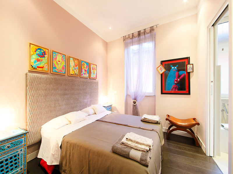 Trastevere  jandolo 1447579,Apartamento en Roma: Centro Storico, Lazio, Italia para 4 personas...