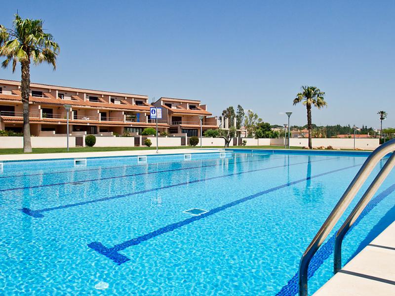 Residencial las palmneras 1447652,Vivienda de vacaciones  con piscina privada en l'Ampolla, Tarragona, España para 8 personas...