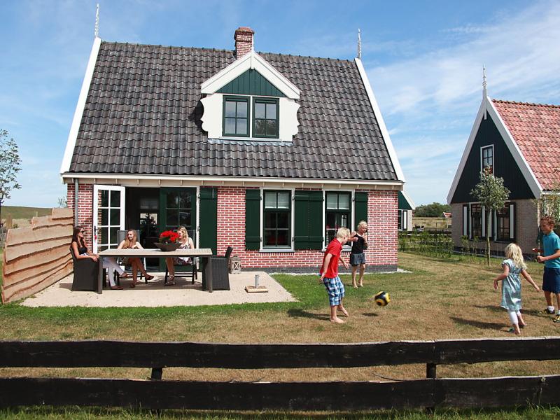 Wiringhervilla 14 1448293,Casa de vacaciones en Wieringen, North Holland, Holanda para 6 personas...