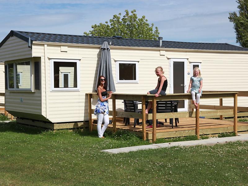 Struderchalet 1448505,Casa de vacaciones en Wieringen, North Holland, Holanda para 4 personas...