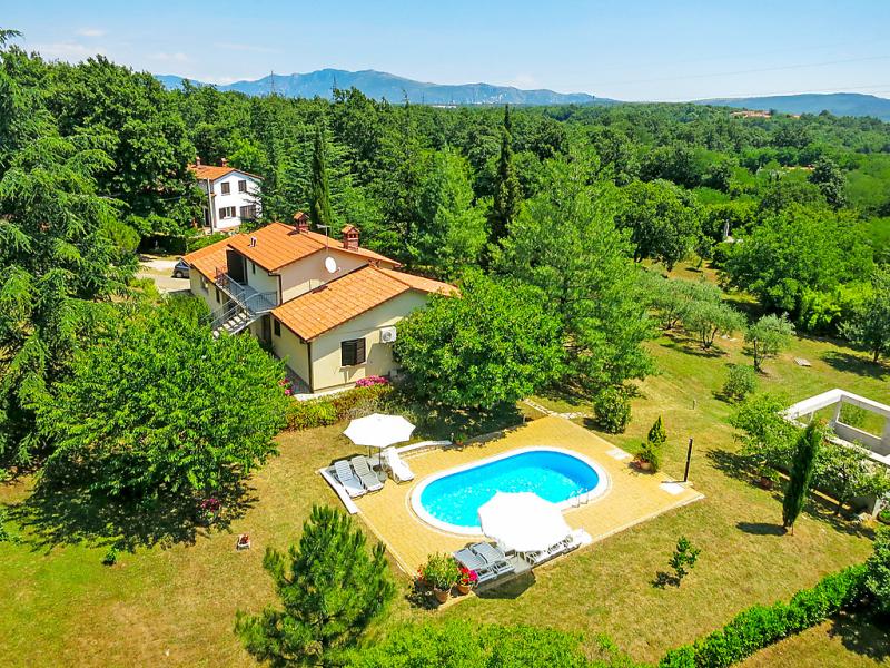 1448940,Apartamento en Labin, Istria, Croacia  con piscina privada para 3 personas...