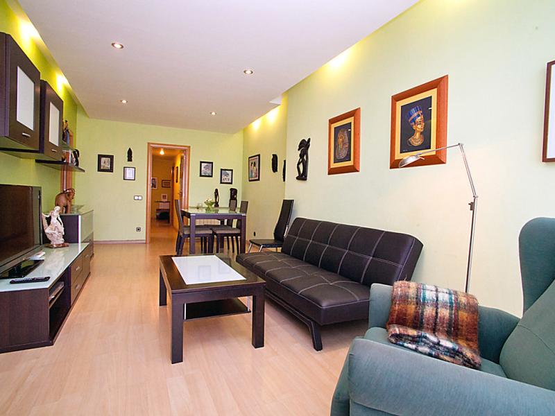 Santsmontjuc rambla badal 1449579,Apartamento en Barcelona Stad, Barcelona, España para 6 personas...