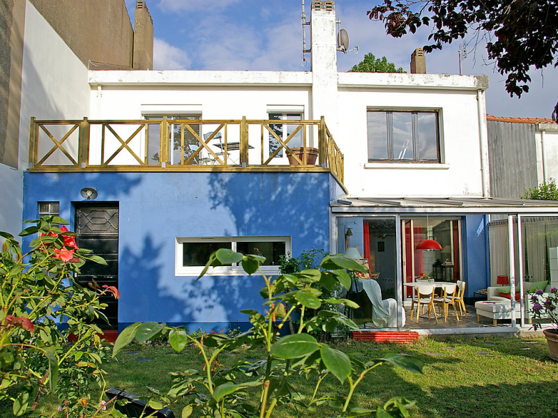 Salut lartiste 1450364,Vivienda de vacaciones en Les Sables d'Olonne, Vendée, Francia para 8 personas...