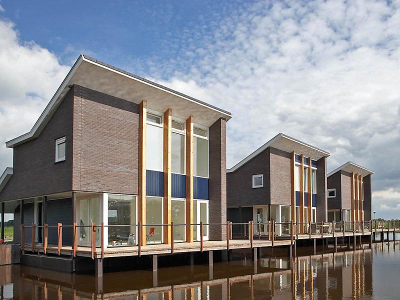 Type e 1450655,Casa de vacaciones en Uitwellingerga, Friesland, Holanda para 4 personas...