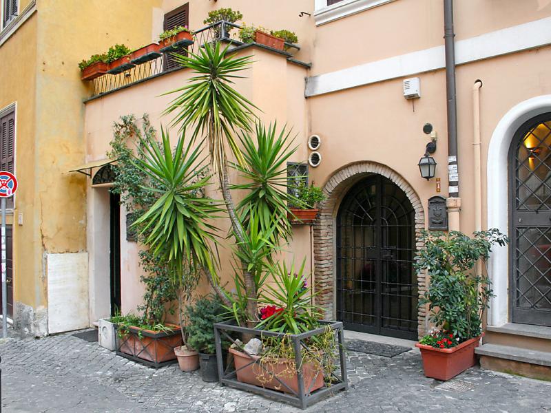 Trastevere 1450748,Apartamento en Roma: Centro Storico, Lazio, Italia para 3 personas...