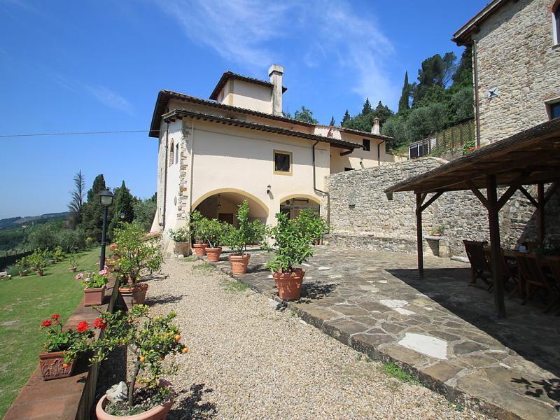 Villa monteloro 1450811,Vivienda de vacaciones en Florence, Tuscany, Italia  con piscina privada para 12 personas...