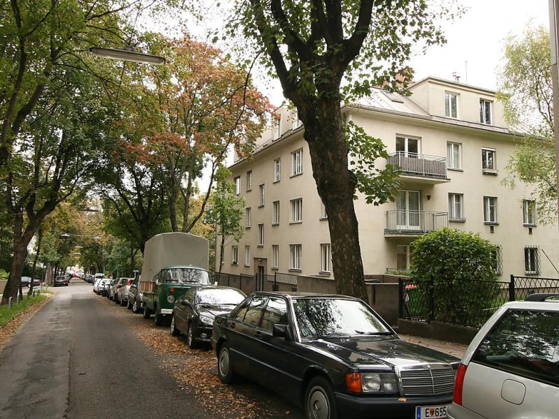 Anastasiusgrngasse 1451456,Apartamento en Wenen wijk 18, Vienna, Austria para 6 personas...