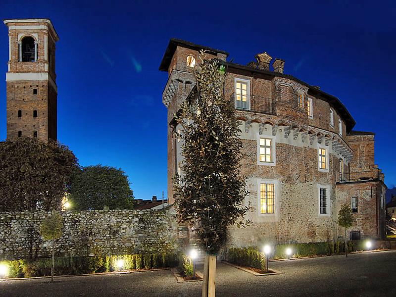 La rocchetta 1451521,Castillo en Sandigliano, Piedmont, Italia para 3 personas...