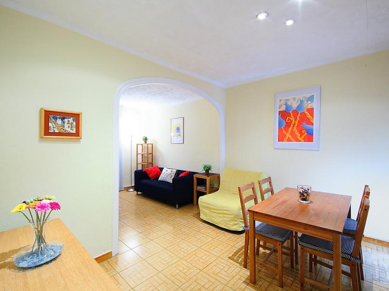 Santsmontjuc almeria 1451608,Apartamento en Barcelona Stad, Barcelona, España para 3 personas...