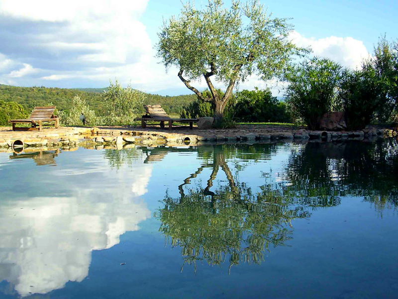 San giorgio 1452232,Vivienda de vacaciones  con piscina privada en Roccastrada, en Toscana, Italia para 2 personas...