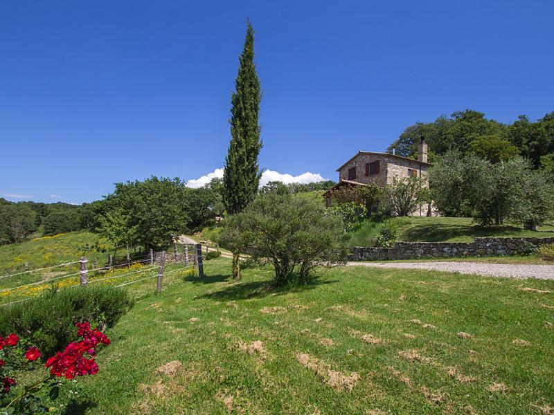 Casalini 1452414,Vivienda de vacaciones  con piscina privada en Scansano, en Toscana, Italia para 4 personas...