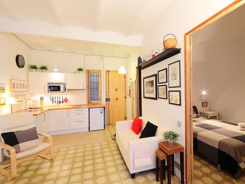 Eixample dret valncia cartagena 1452743,Apartamento en Barcelona Stad, Barcelona, España para 3 personas...