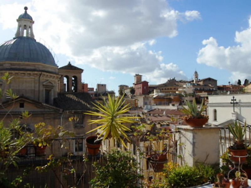 1452829,Apartamento en Roma: Centro Storico, Lazio, Italia para 4 personas...