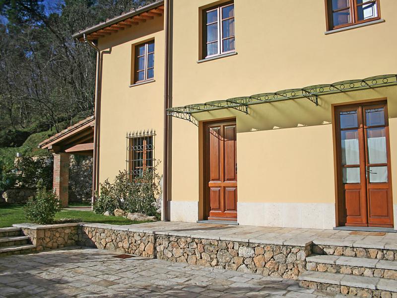 Il girasole 1453084,Vivienda de vacaciones en Camaiore, en Toscana, Italia para 7 personas...