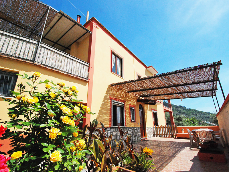 Don luigino  capri view 1453288,Apartamento en Massa Lubrense, Campania, Italia para 5 personas...