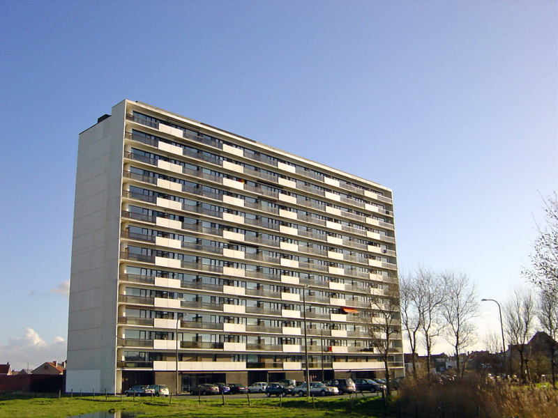 Residentie calista 213 1453442, Apartment in Oostende, Vlaams Gewest, Belgium for 4 persons...