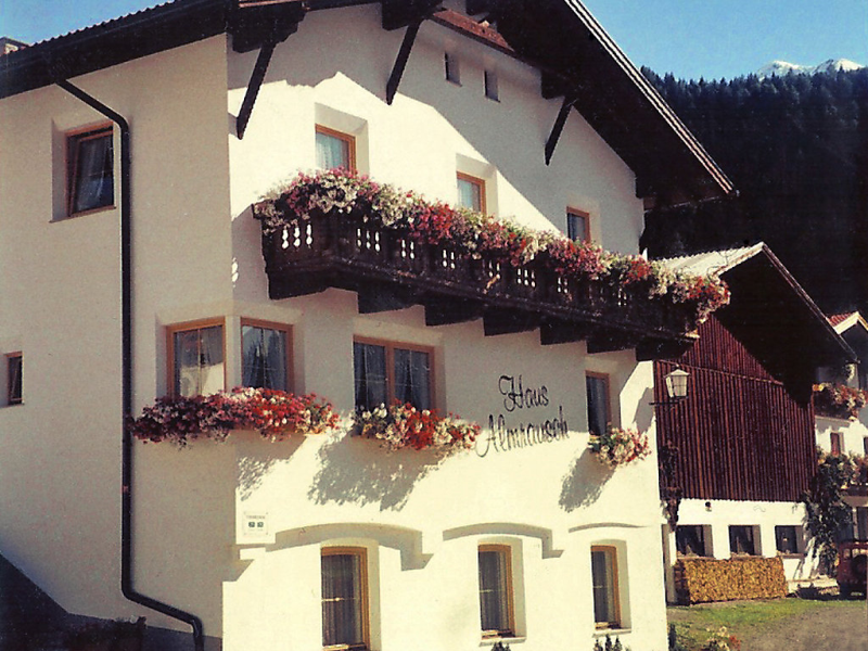 Almrausch 1454339,Apartment in Fendels, Tyrol, Austria for 4 persons...