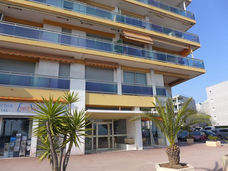 La pinede 1455390,Apartamento en Cagnes-sur-mer, en la Cote d'Azur, Francia para 4 personas...