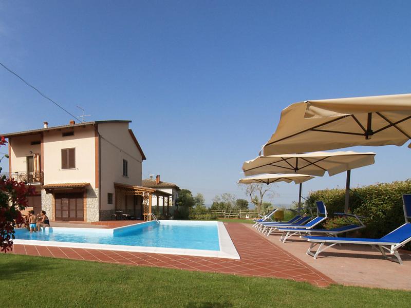 Giardino degli ulivi 1455416,Villa  con piscina privada en Montepulciano, en Toscana, Italia para 10 personas...