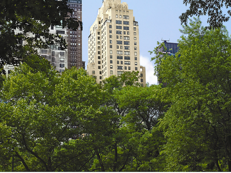 Central park 1456087, Apartamento en New York-Manhattan, New York, Estados Unidos para 4 personas...