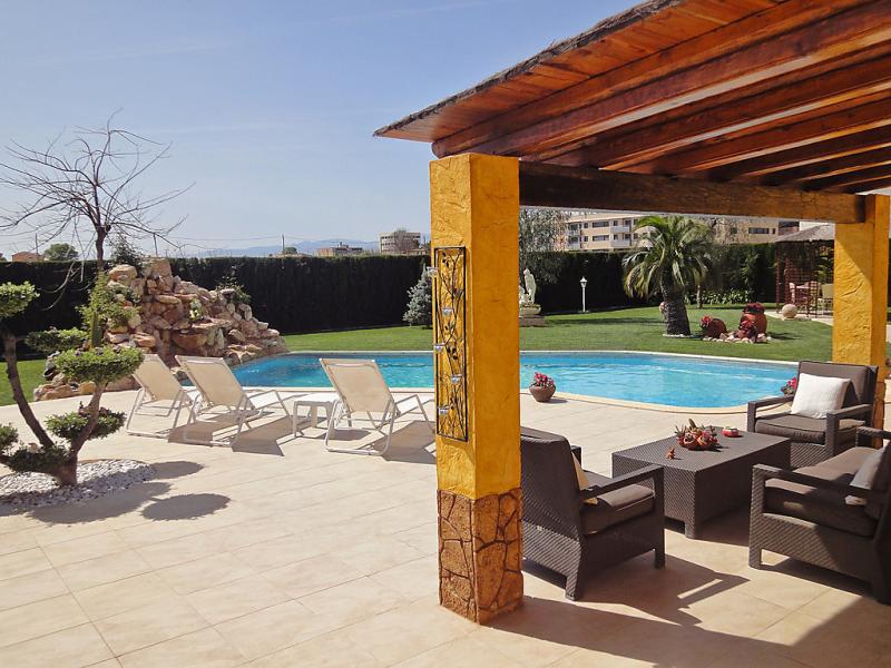Laldea 1456485,Villa  con piscina privada en l'Ampolla, Tarragona, España para 6 personas...