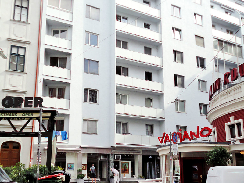 Opera 1456780,Apartamento en Wenen-wijk 1, Vienna, Austria para 5 personas...