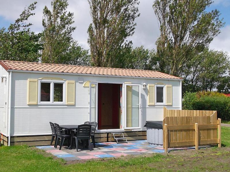 Waddenchalet 1457018,Casa de vacaciones en Wieringen, North Holland, Holanda para 4 personas...