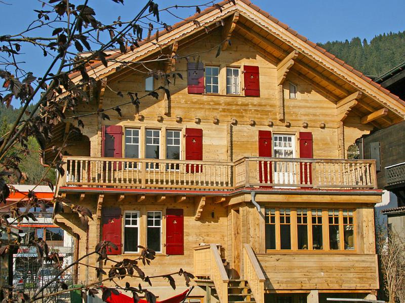 La rosire 1457029,Vivienda de vacaciones en Villars, Alpes Vaudoises, Suiza para 14 personas...
