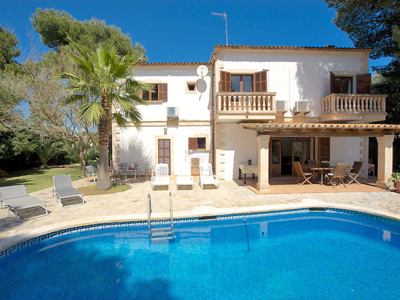Sans 1457206, Holiday house  with private pool in Porto Cristo, Mallorca, Spain for 10 persons...