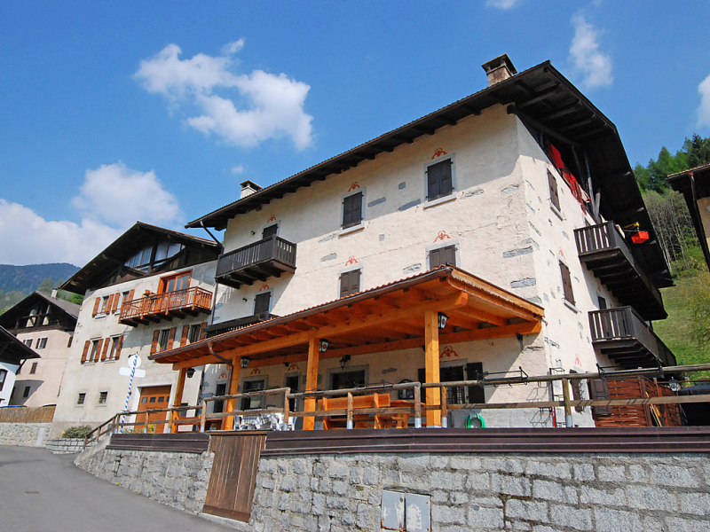 Civetta 1457840,Apartamento en Pinzolo, Trentino-Alto Adige, Italia para 5 personas...