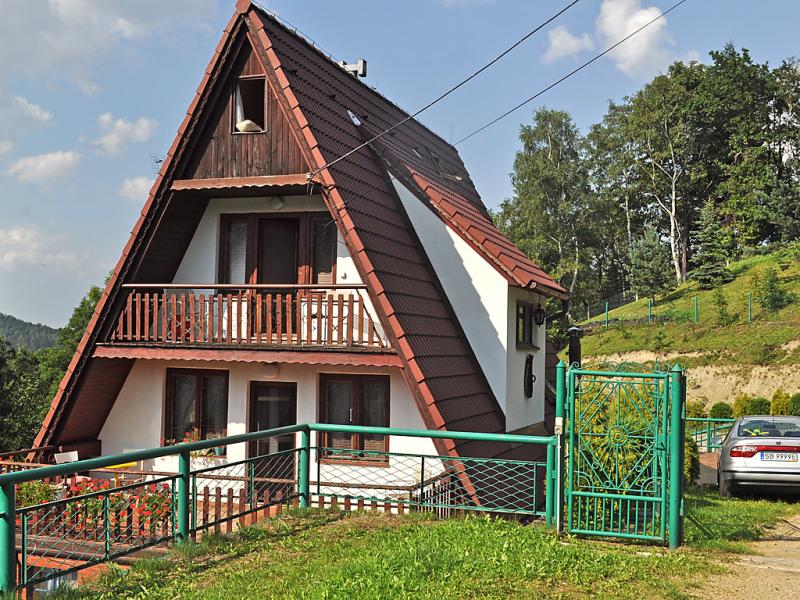 Targanice 1457870,Vivienda de vacaciones en Targanice, Beskidy, Polonia  con piscina privada para 8 personas...