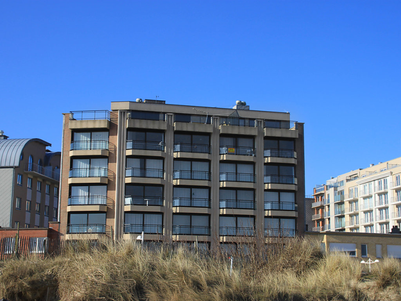 Zandroos 1457876, Apartment in De Panne, Vlaams Gewest, Belgium for 4 persons...